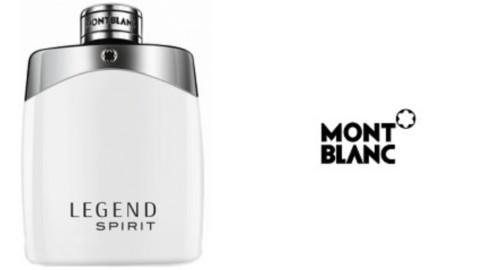 Montblanc dévoile son nouveau parfum, Legend Spirit