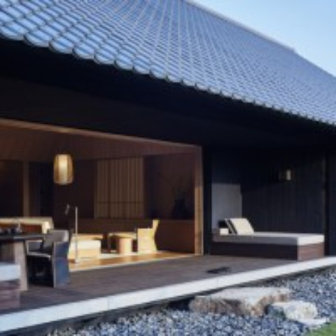 Amanemu : le premier resort thermal d'Aman