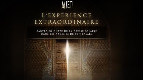 Alien : L'Expérience Virtuelle Extraordinaire de Thierry Mugler