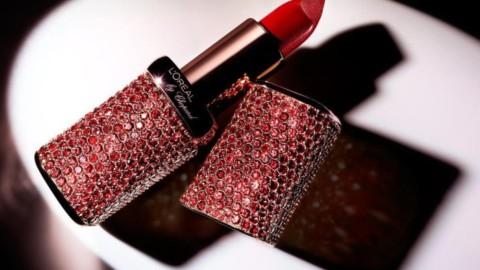 L'Oreal Color Riche par Chopard : Un rouge à lèvres disponible en un seul exemplaire