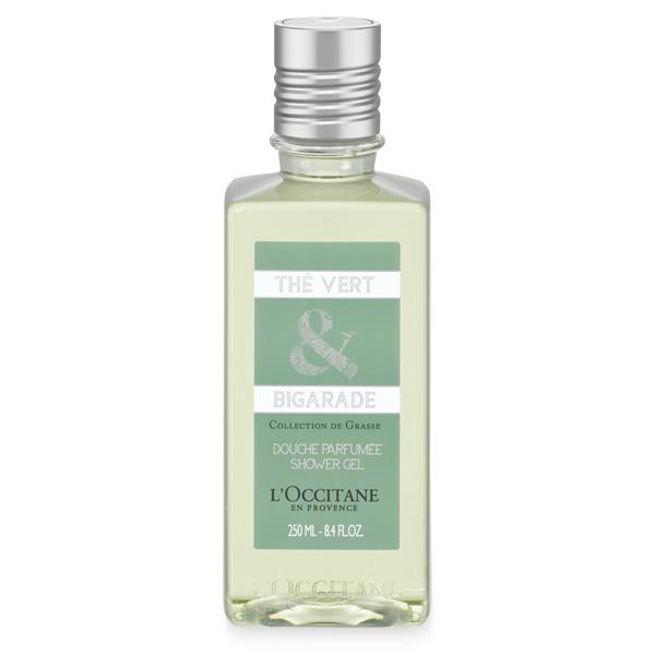 l 39 occitane par type de parfum douche parfum e th vert bigarade forever young vip. Black Bedroom Furniture Sets. Home Design Ideas