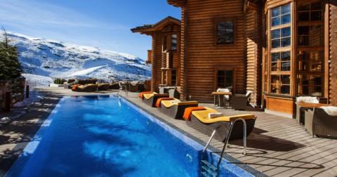 Hôtel El Lodge Ski & Spa, ouverture le 15 décembre 2015 !