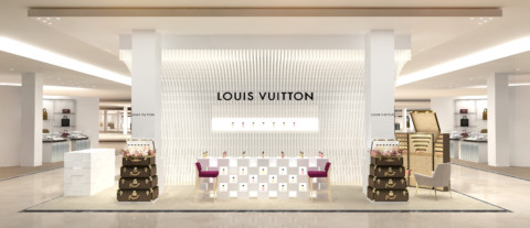 Louis Vuitton : Le grand retour dans l'univers de la parfumerie