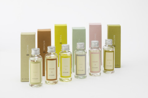 Kitchibe Likestone : Une collection de parfums d'exception inspirée par la tradition japonaise